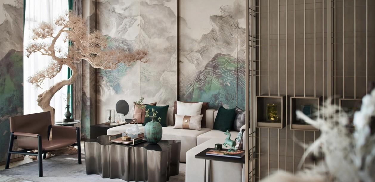 风雅新中式,探寻不同的人文色彩!